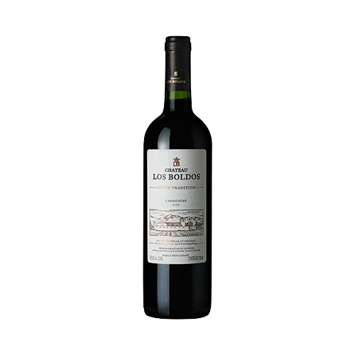 Los Boldos Tradition Carmenere - Vin Rouge