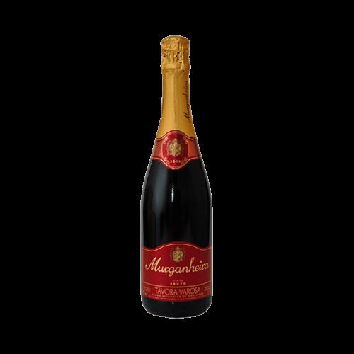 Murganheira Rosso Brut - Vino Spumante