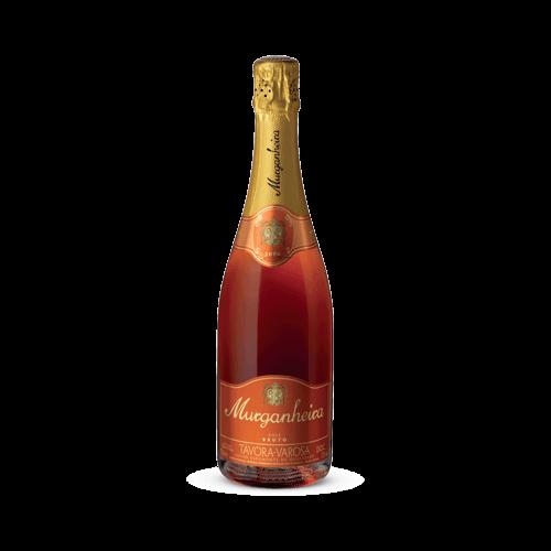 Murganheira Rosé Brut Schaumwein