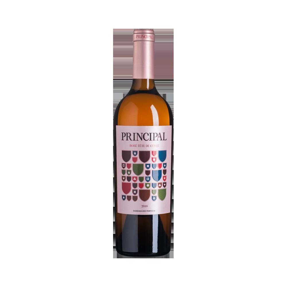 Principal Tete de Cuvee Vin Rosé