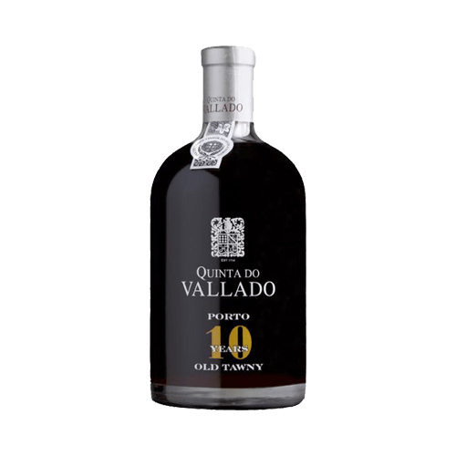 Vin de Porto Quinta do Vallado 10 Years 500ml - Vin Fortifié