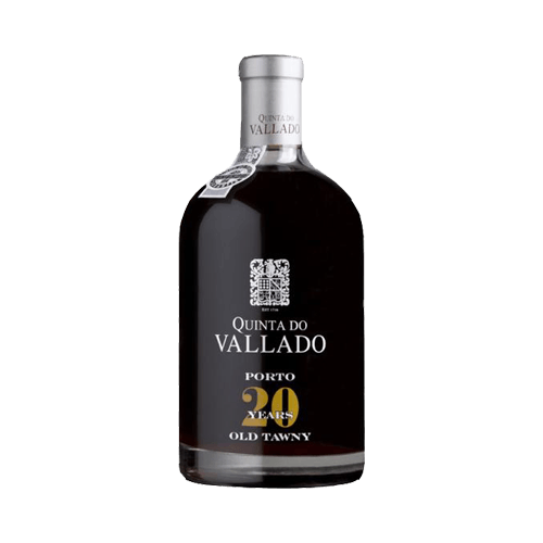 Vino de Oporto Quinta do Vallado 20 Years 500ml - Vino Fortificado