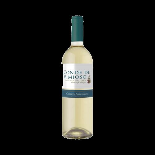 Conde de Vimioso Colheita Seleccionada - White Wine