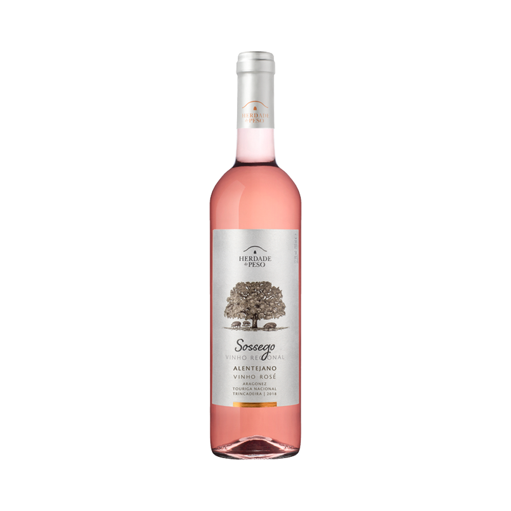 Sossego - Rosé Wijn