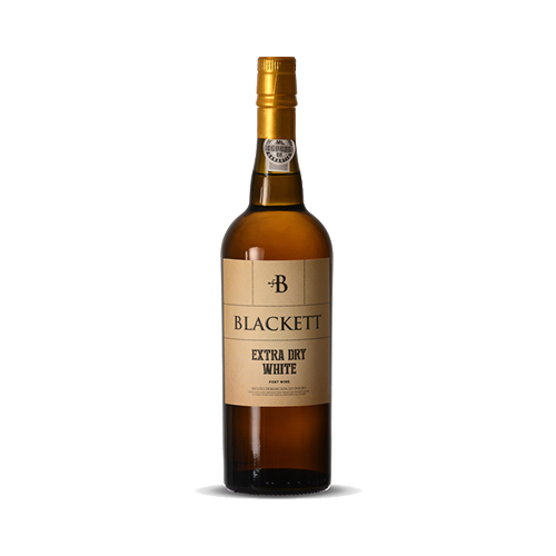 Port wine Blackett Extra Dry White Fortified Wine