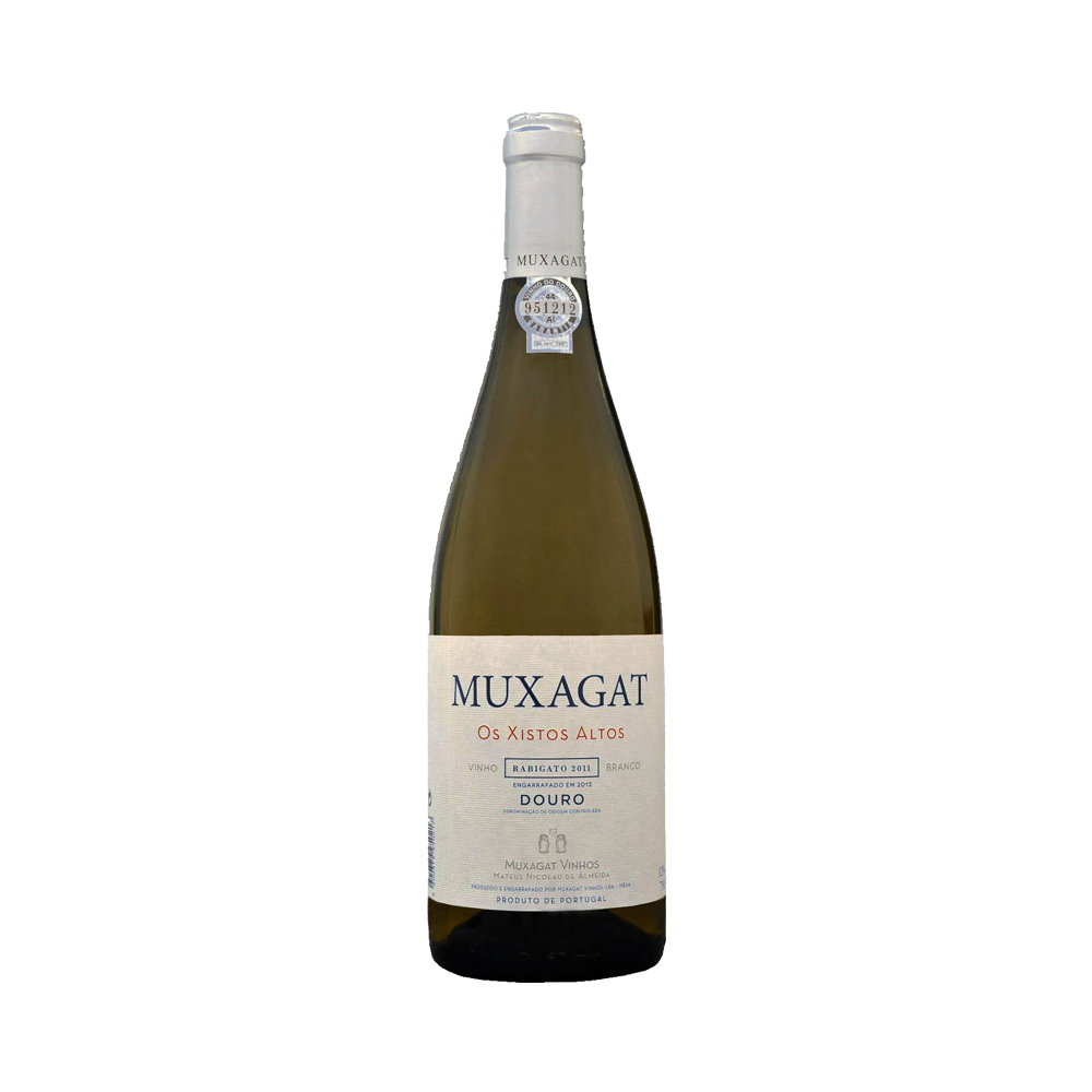 Muxagat Os Xistos Altos - White Wine