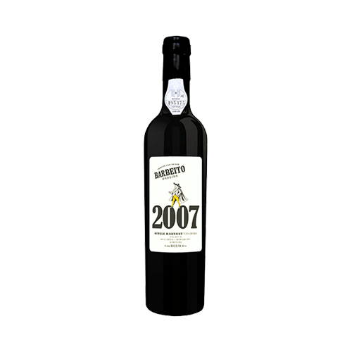 Madeira Wine Barbeito Single Harvest Tinta Negra 500ml - Fortified Wine