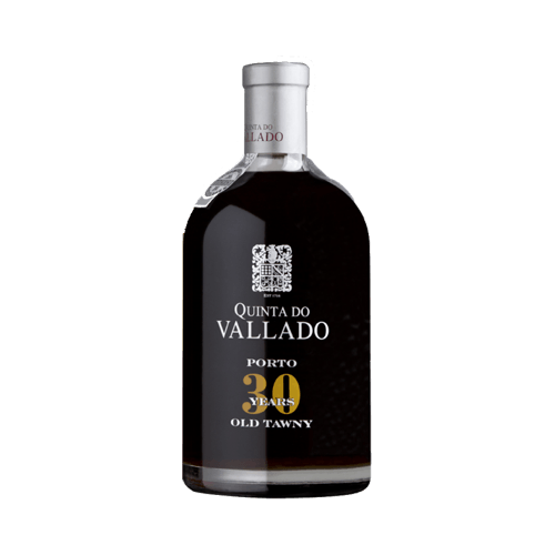Vino de Oporto Quinta do Vallado 30 Years 500ml - Vino Fortificado