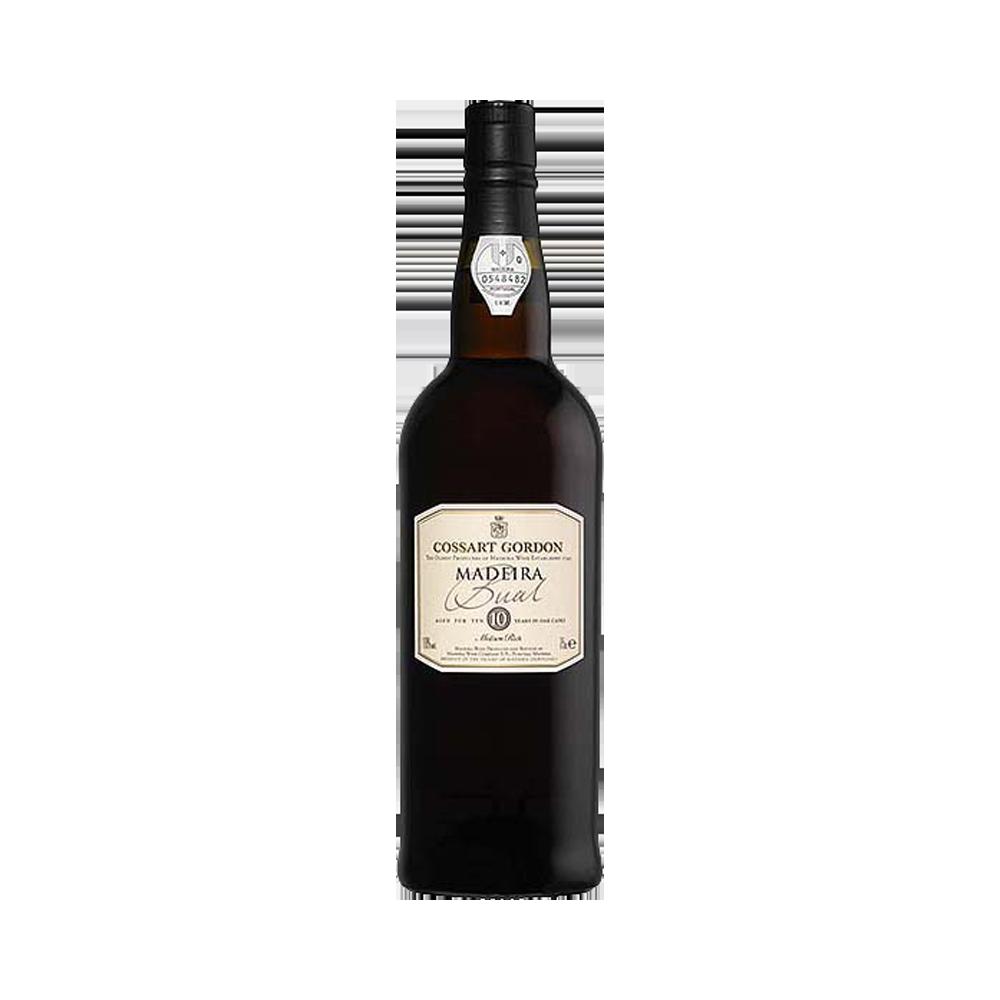Madeira Wine Cossart Gordon Bual 10 Years - Fortified Wine