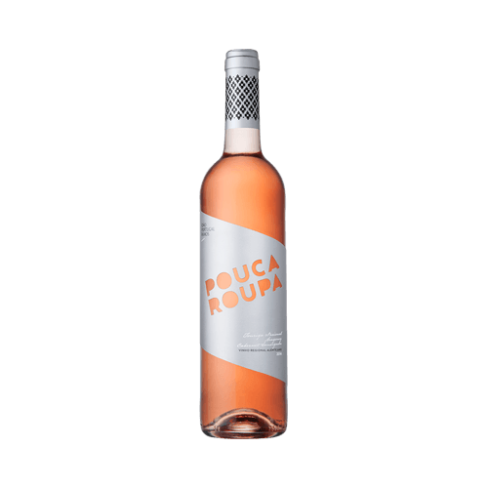 Pouca Roupa - Vinho Rosé