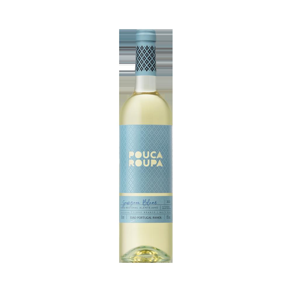 Pouca Roupa - Weißwein