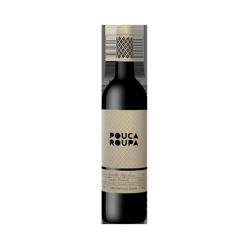 Pouca Roupa - Rotwein