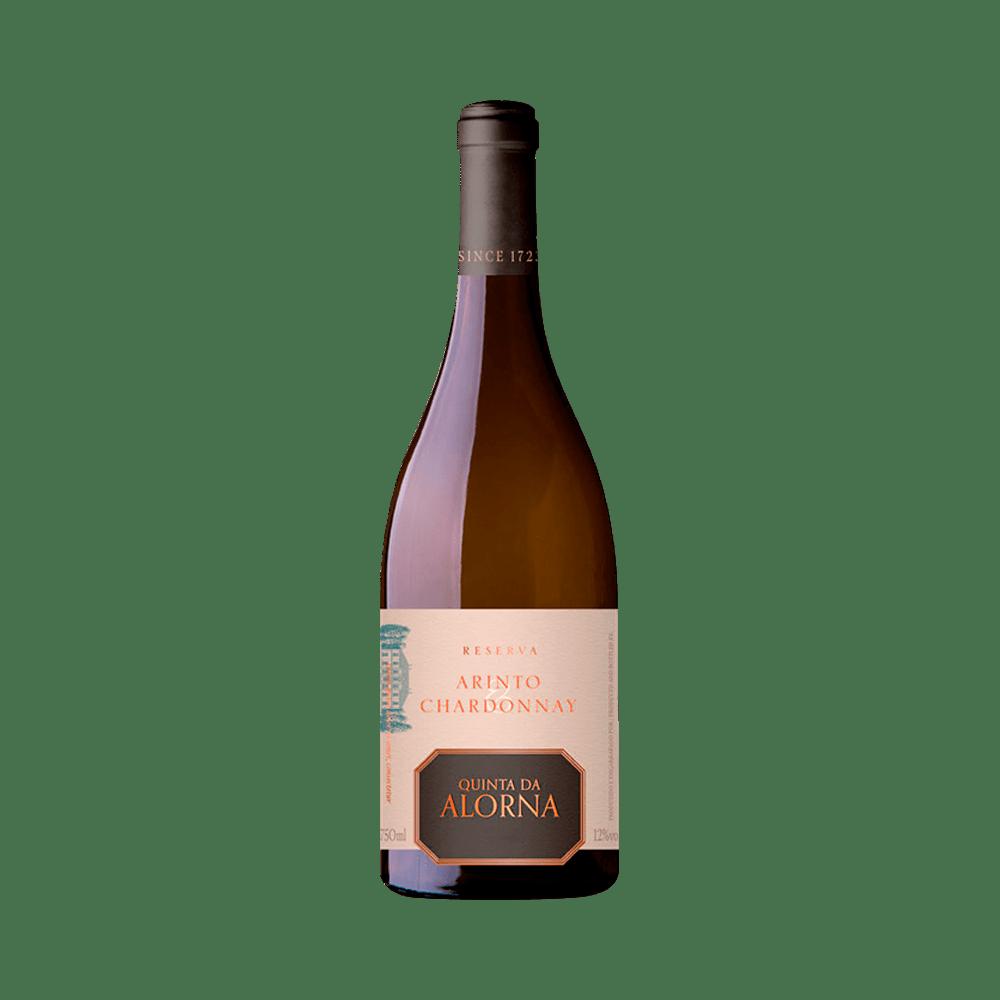Quinta da Alorna Reserve Arinto e Chardonnay - Vin Blanc