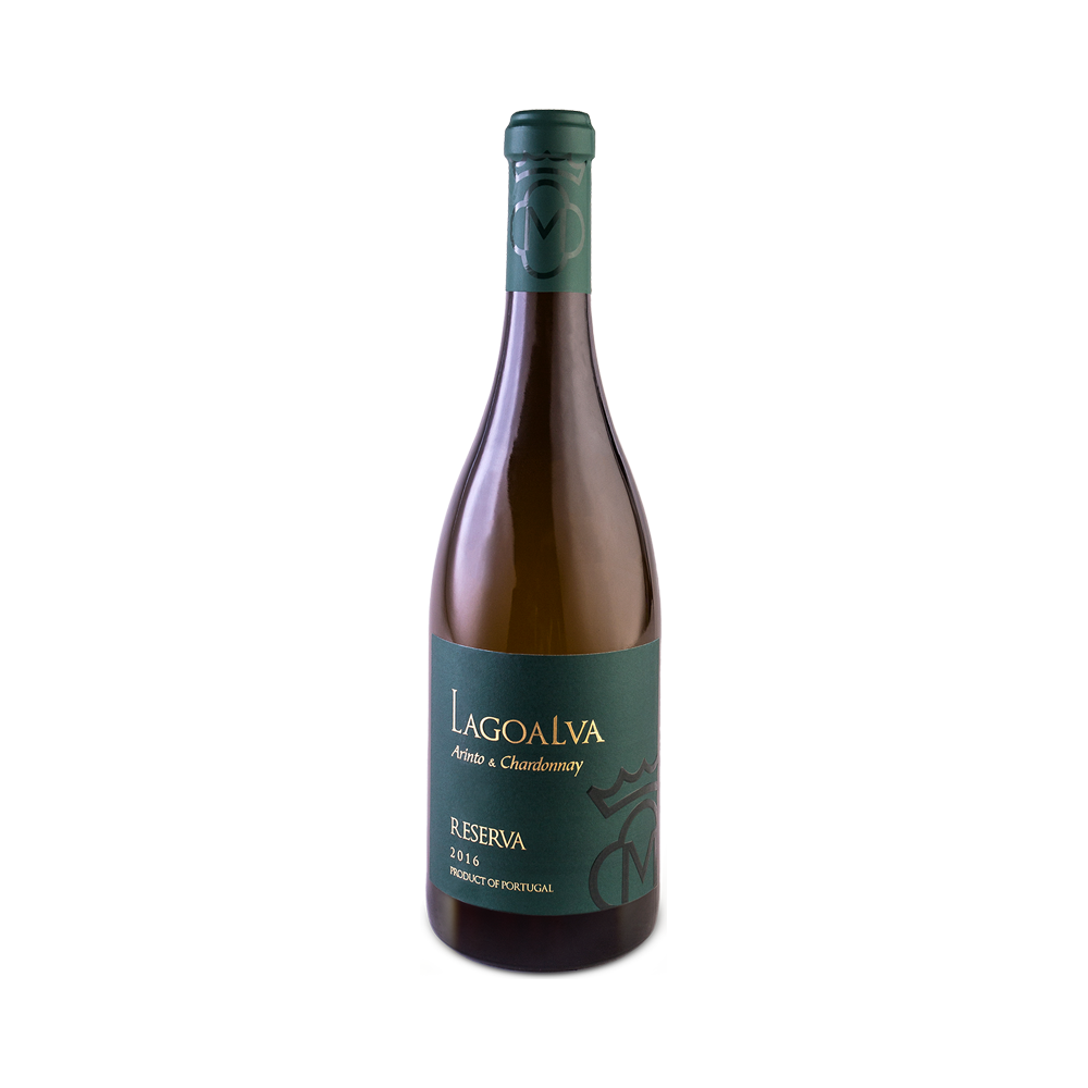 Lagoalva Reserva Arinto e Chardonnay - Vino Blanco