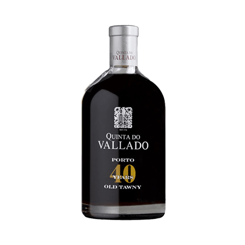 Vino de Oporto Quinta do Vallado 40 Years 500ml - Vino Fortificado