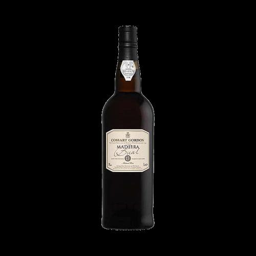 Madeira Wine Cossart Gordon Bual 15 Years - Fortified Wine