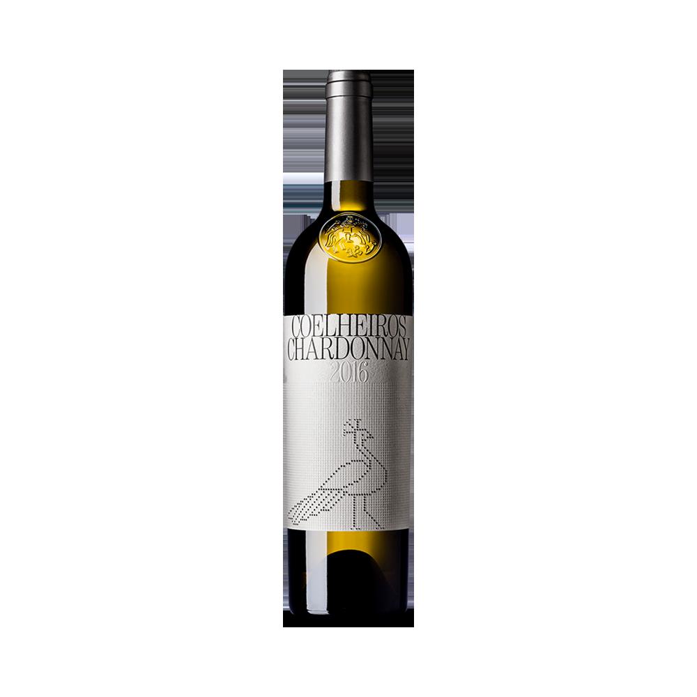Coelheiros Chardonnay - Weißwein