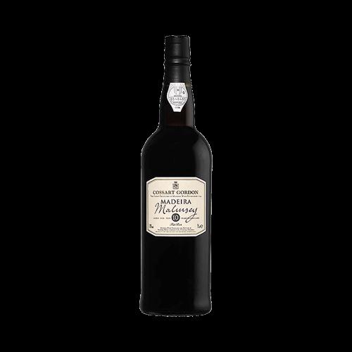 Madeira Wine Cossart Gordon Malmsey 10 Years - Fortified Wine