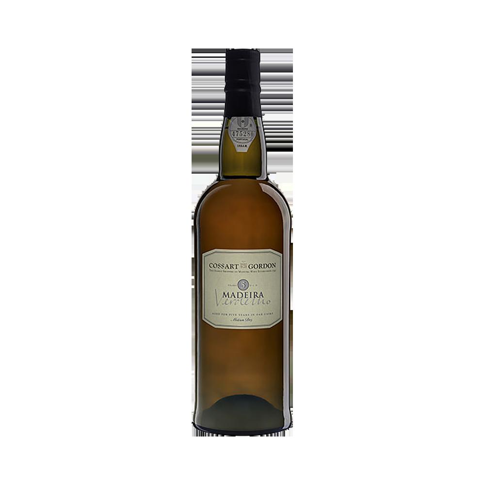 Madeira Wine Cossart Gordon Verdelho 5 Years - Fortified Wine