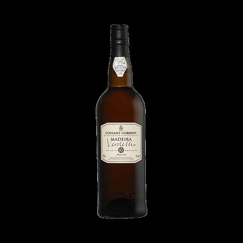 Madeira Wine Cossart Gordon Verdelho 10 Years - Fortified Wine