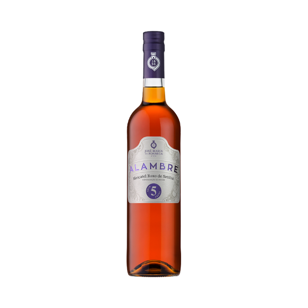 Alambre Moscatel Roxo 5 Years Fortified Wine