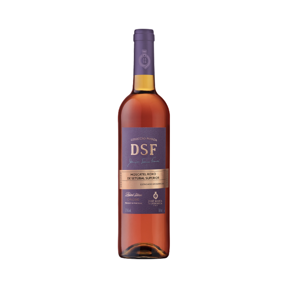 DSF Moscatel Private Collection Roxo - Fortified Wine
