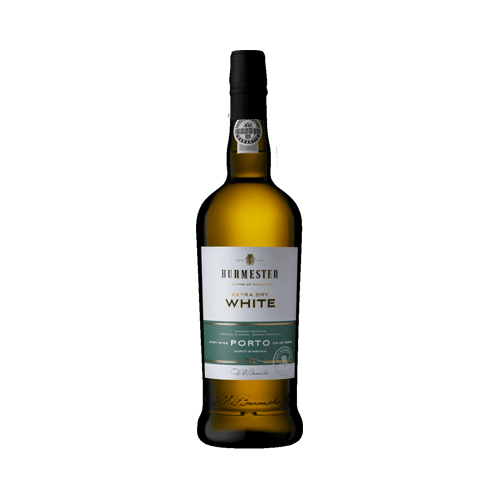 Port wine Burmester Extra Dry White Fortified Wine