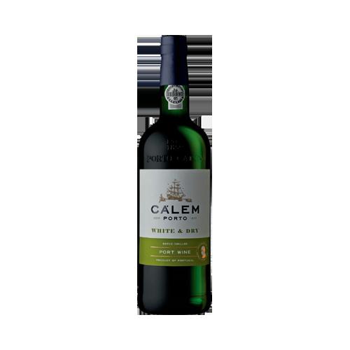 Portwein Calem Dry - Dessertwein