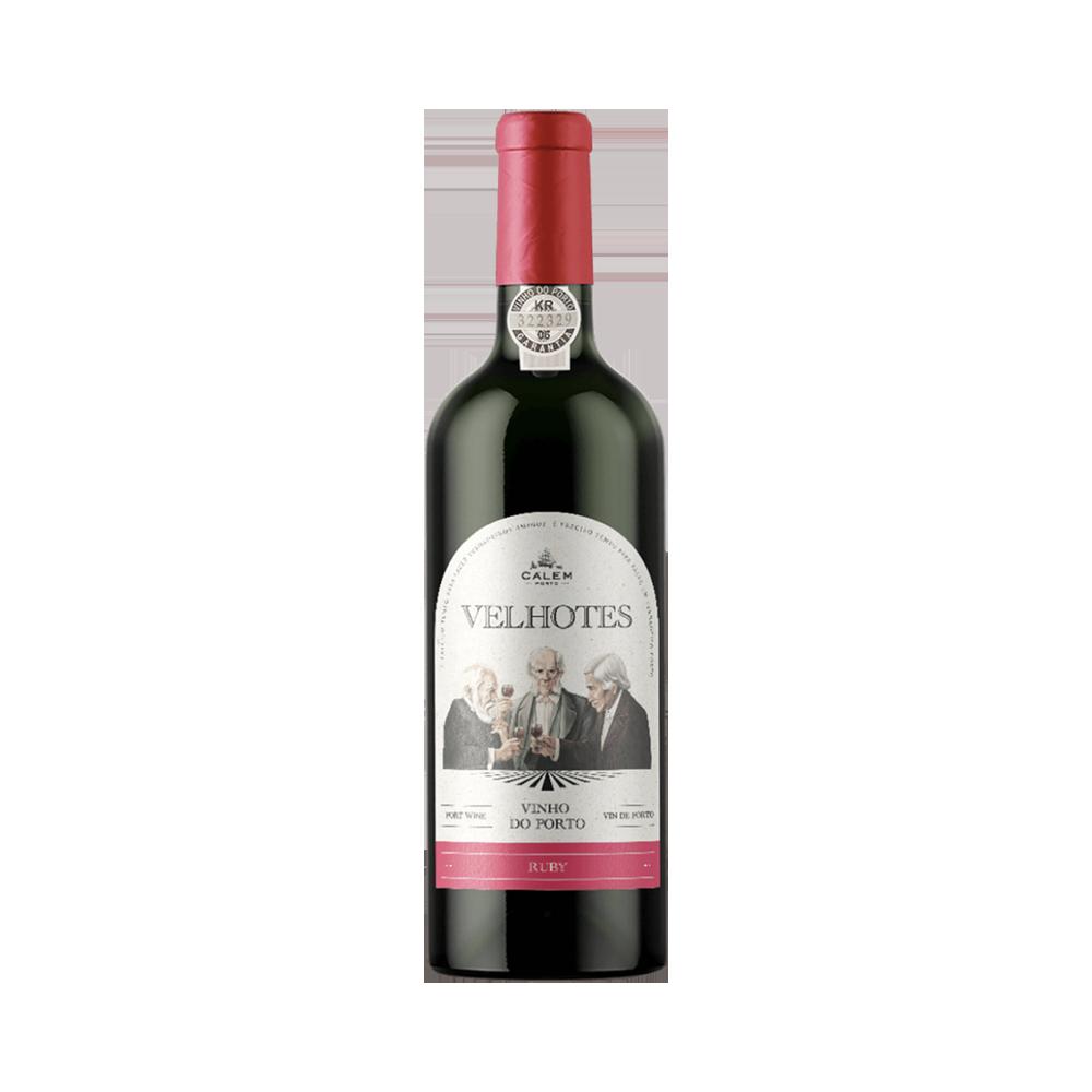 Portwein Calem Velhotes Ruby - Dessertwein