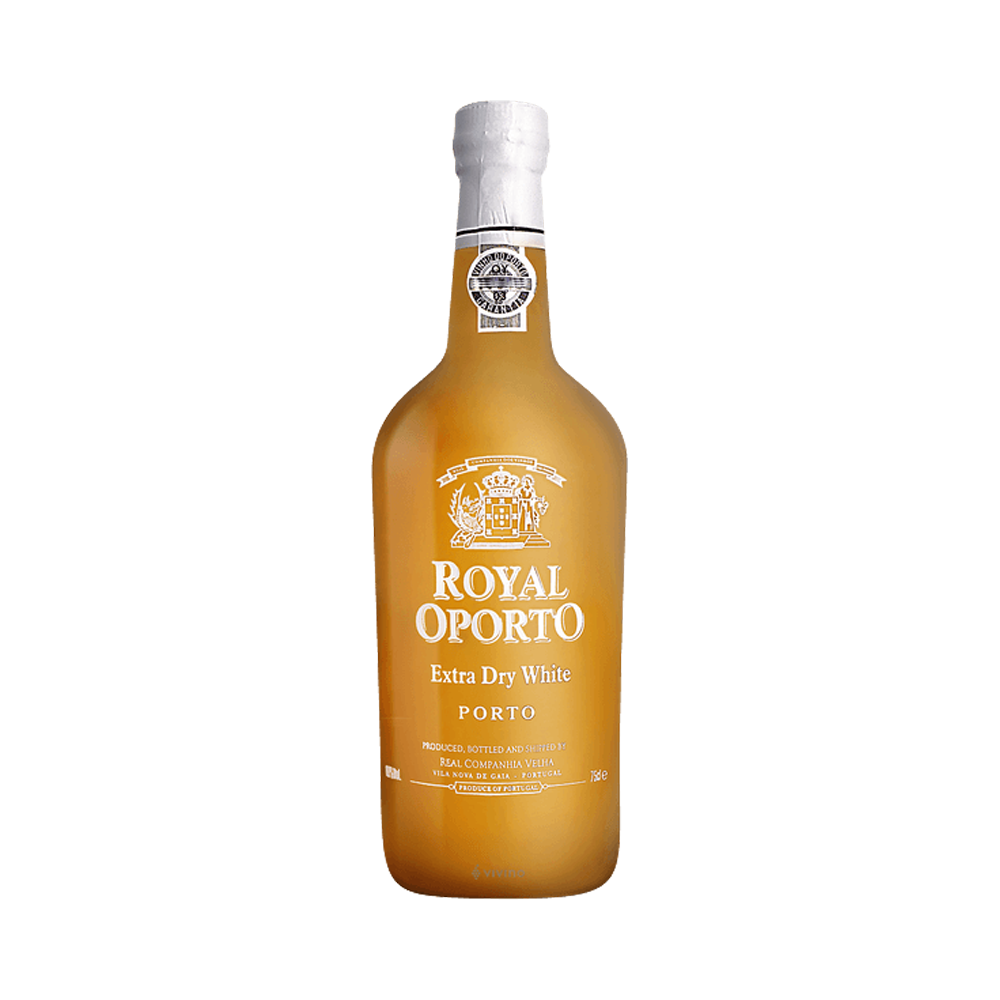 Port Wine Royal Oporto Extra Dry - Fortified Wine