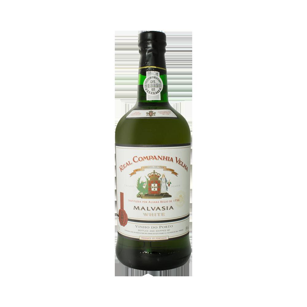 Portwein Real Companhia Velha Malvasia Branco - Dessertwein