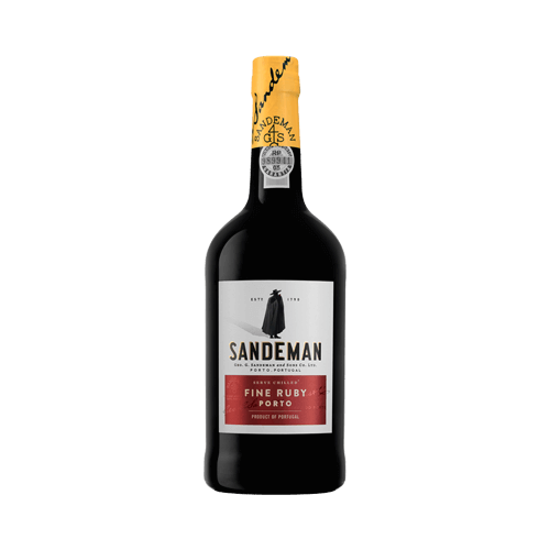 Port wine Sandeman Ruby - Fortified Wine