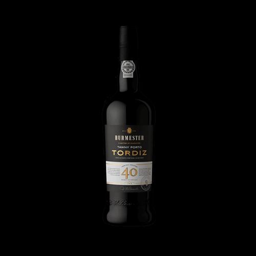 Vin de Porto Burmester Tordiz 40 anos Vin Fortifié