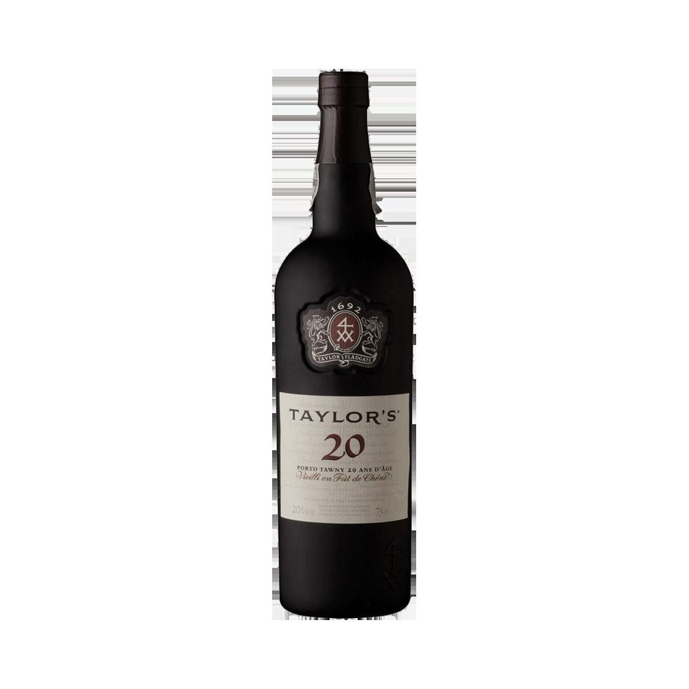 Portwein Taylors 20 years - Dessertwein