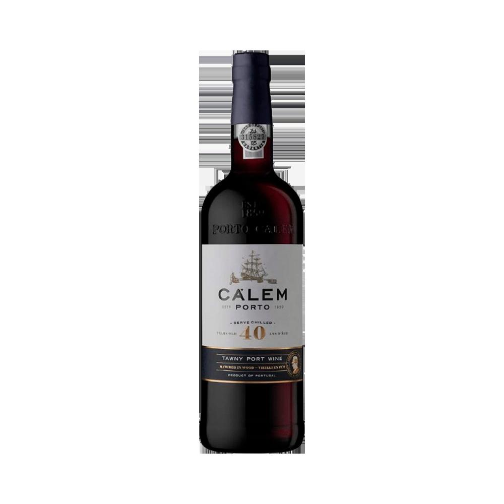 Portwein Calem 40 years - Dessertwein