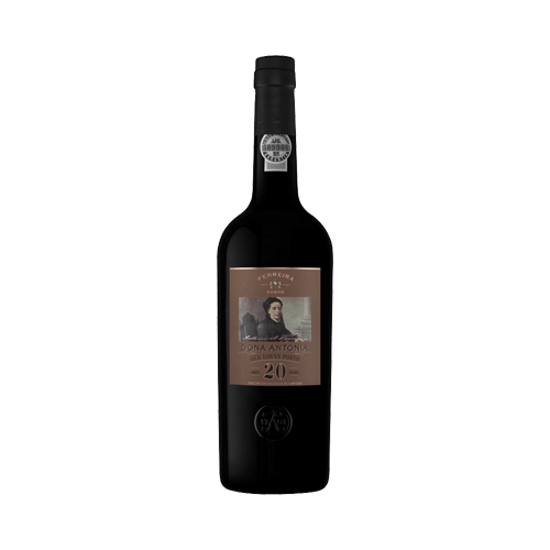 Port wine Ferreira Dona Antonia 20 years - Fortified Wine