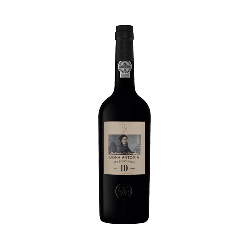 Port wine Ferreira Dona Antonia 10 years - Fortified Wine