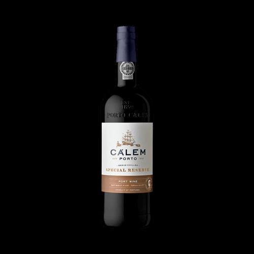 Portwein Calem Special Reserve - Dessertwein