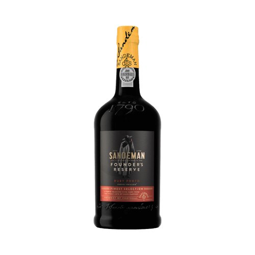 Port wine Sandeman Founders Reserve 500ml - Fortified Wine