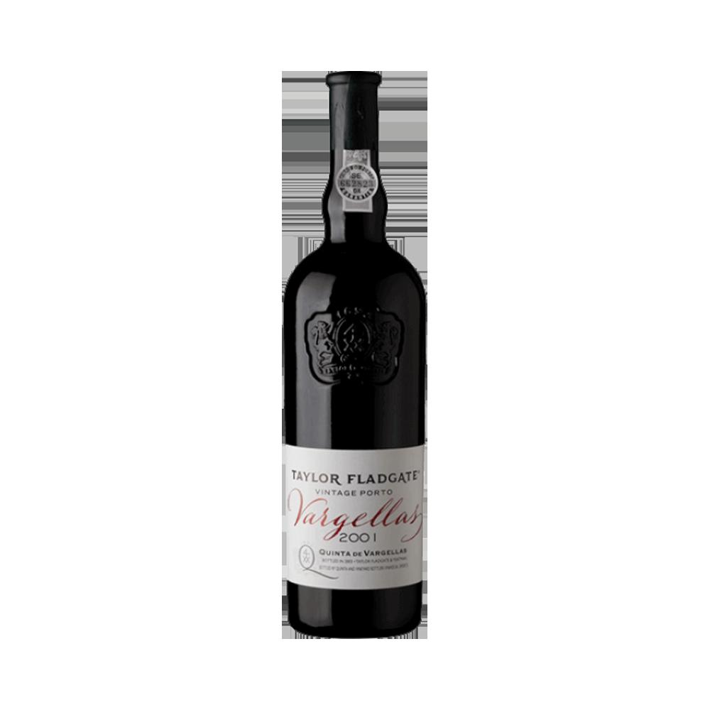 Vin de Porto Taylors Quinta Vargellas Vintage 2001 - Vin Fortifié