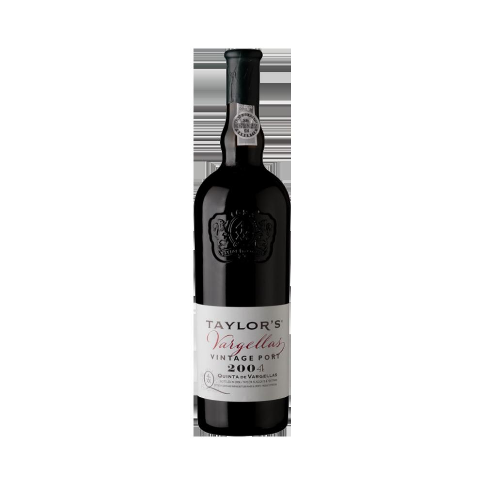 Vin de Porto Taylors Quinta Vargellas Vintage 2004 - Vin Fortifié