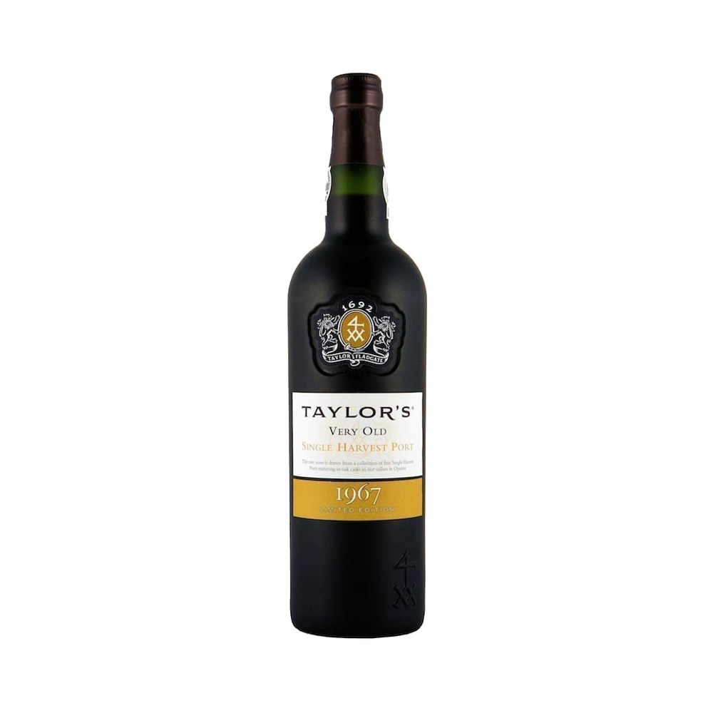 Vin de Porto Taylors Single Harvest Very Old 1967 Vin Fortifié