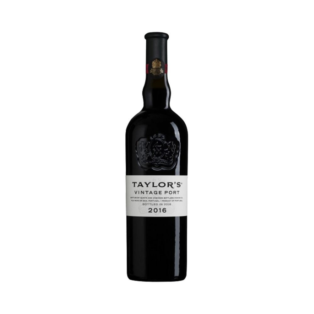 Port wine Taylors Vintage 2016 - Fortified Wine