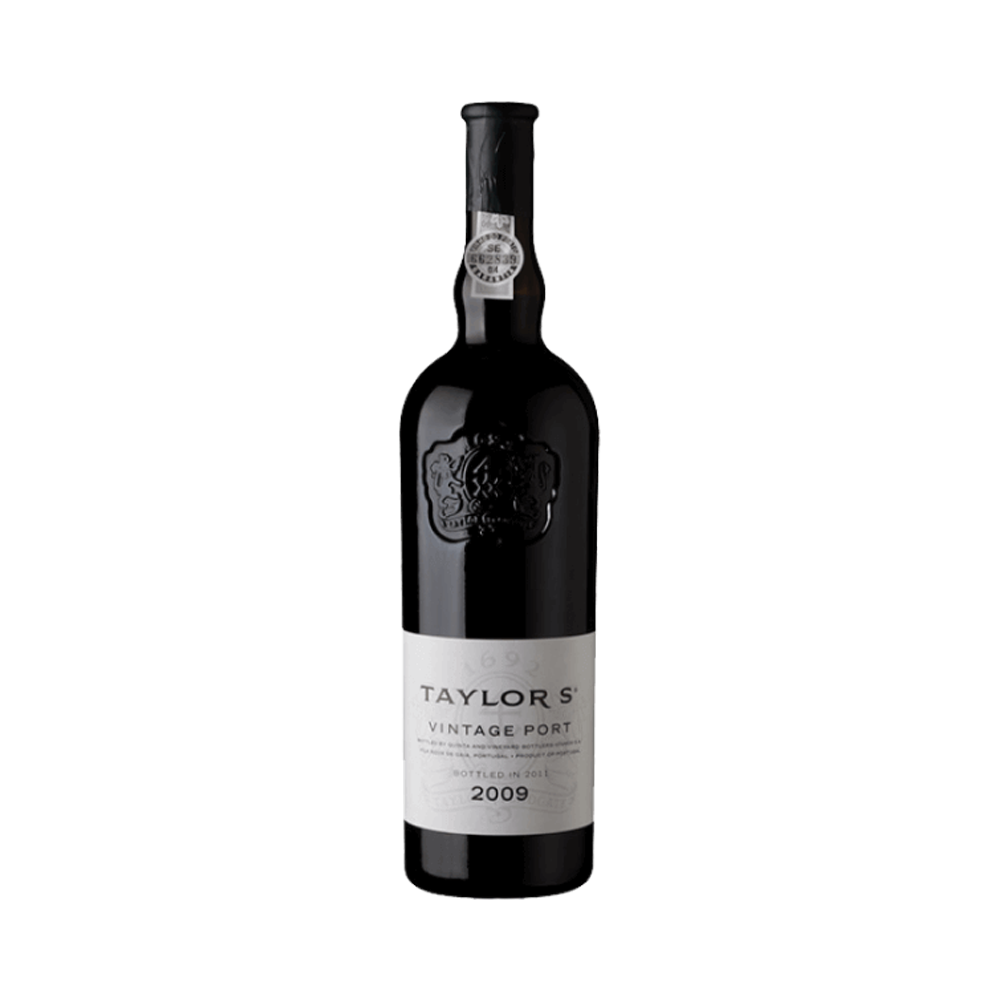 Port wine Taylors Vintage 2009 - Fortified Wine