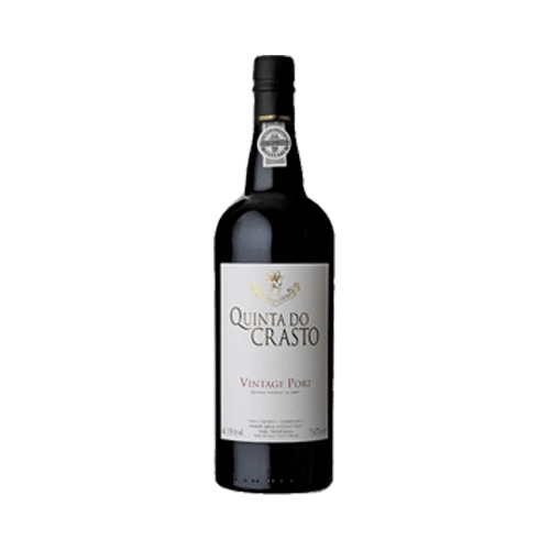 Port wine Quinta do Crasto Vintage 2010 - Fortified Wine