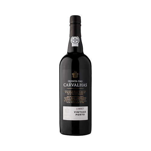 Port wine Quinta das Carvalhas Vintage 2012 - Fortified Wine