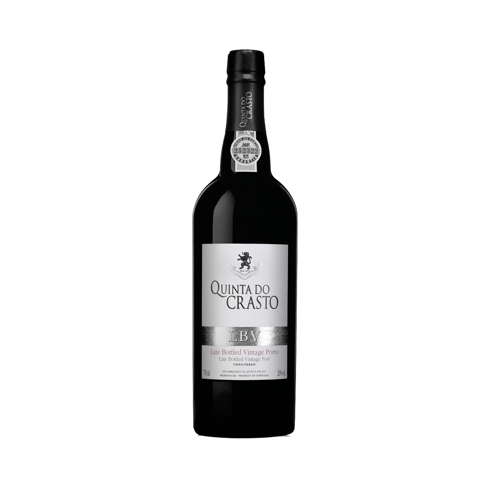 Port wine Quinta do Crasto LBV - Fortified Wine