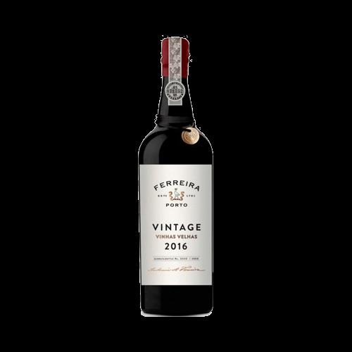 Port wijn Ferreira Vintage 2015 - Verrijkte Wijn