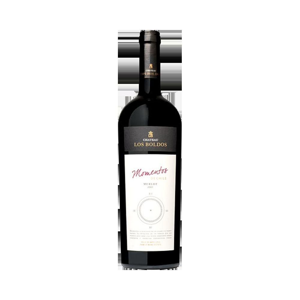 Los Boldos Momentos Merlot - Red Wine
