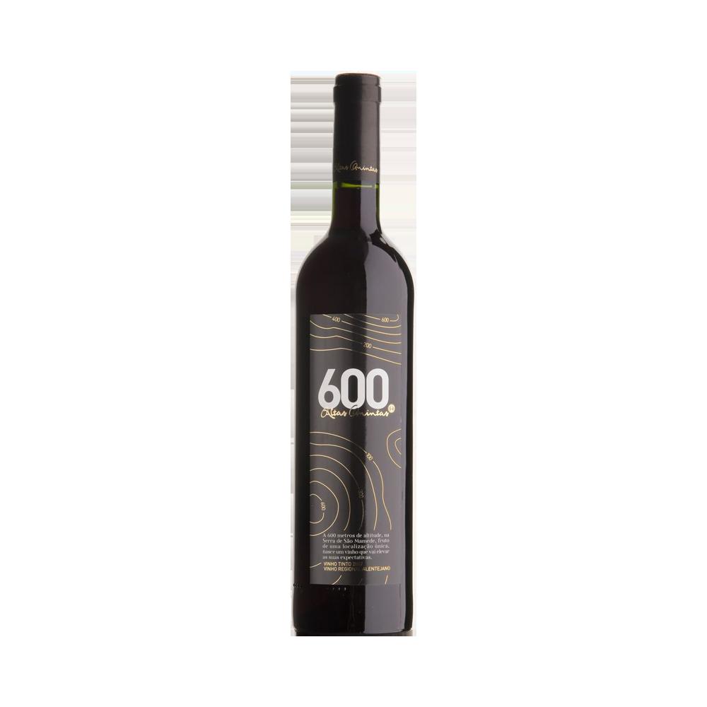 Altas Quintas 600 - Rotwein